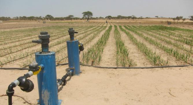 منابع آب ژرف نقشی مهم در آینده اقتصاد کشورهای خشک دارد