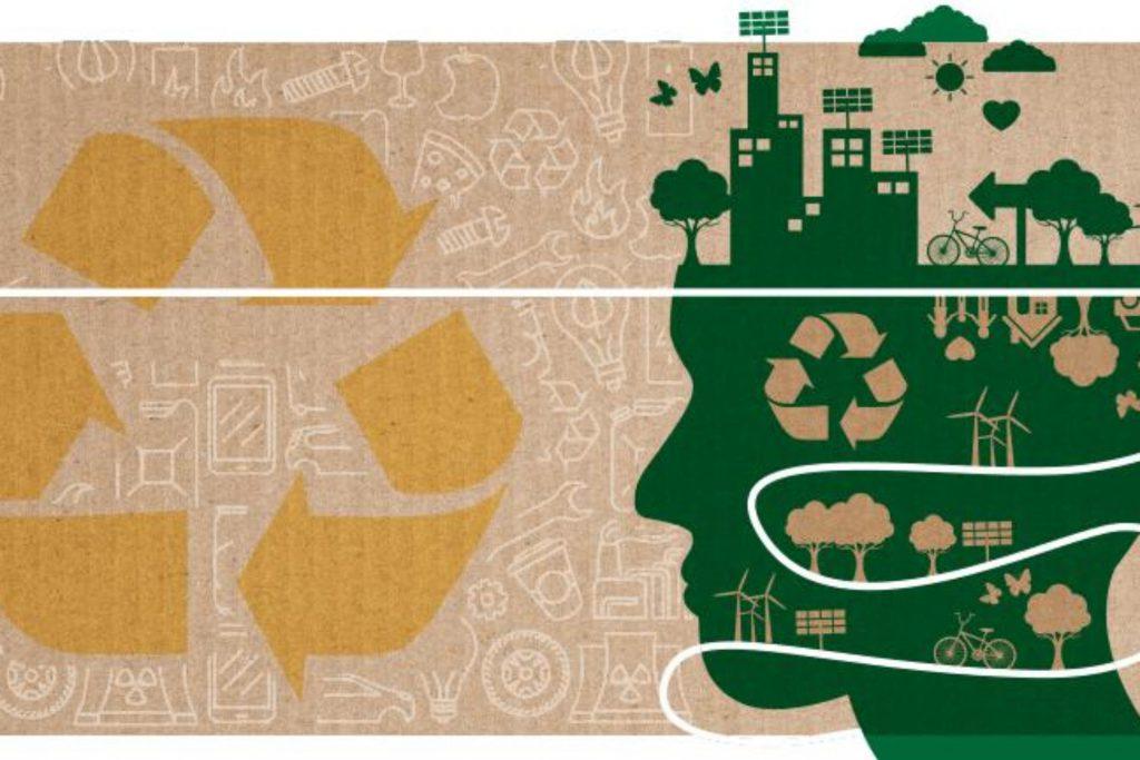 اقتصاد چرخشی تفکر بازگرداندن منابع به چرخه تولید به جای دورانداختن آن بهعنوان زباله!