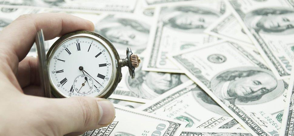 سود سپرده بانکی، همان حفظ ارزش زمانی پول است.