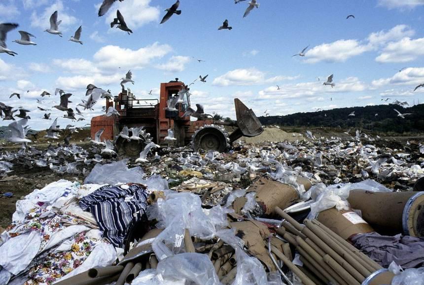 آلودگی محیط زیست | اقتصاد چرخشی