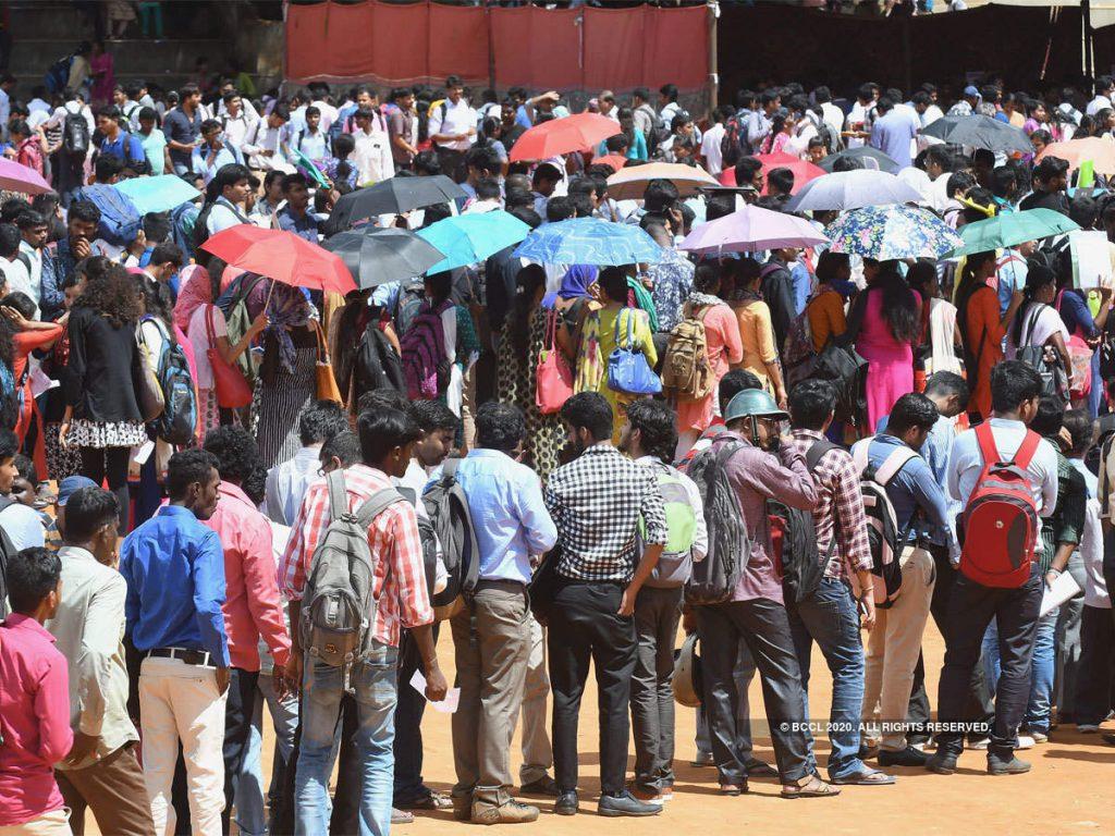 بیکاری در هند