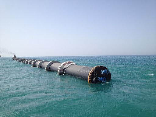 پروژه انتقال آب خلیج فارس
