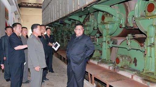 فقر تکنولوژی در کره شمالی