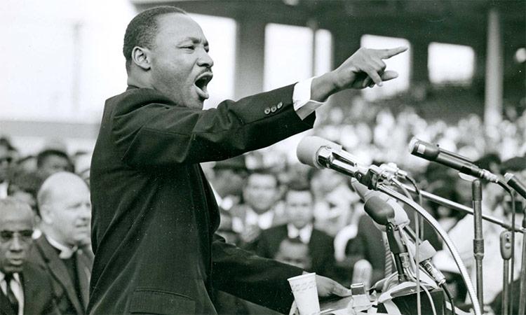 هشدار لوتر کینگ