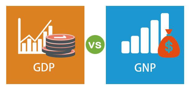 مقایسه GDP با GNP