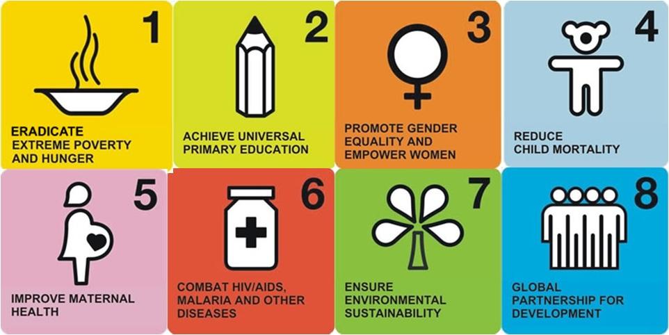اهداف توسعه هزاره MDG