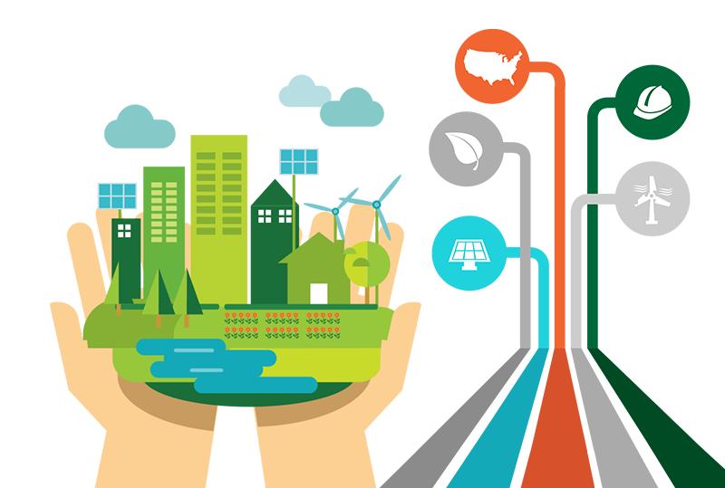 اقتصاد چرخشی | توسعه اقتصاد با درنظرگرفتن عوامل زیستمحیطی، مسیری دشوار به لحاظ بررسی و اجرا اما پایدار!