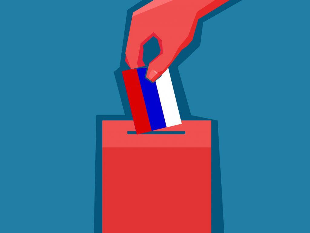 روسیه و تلاش برای تغییر انتخابات اوکراین