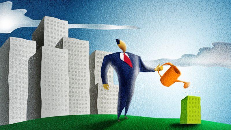 دولت و اقتصاد سبز