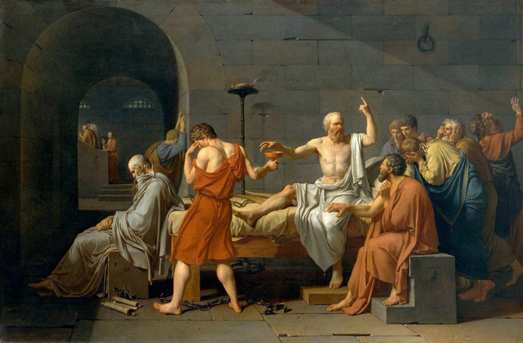 سرکوب امیال در آرمان شهر سقراط