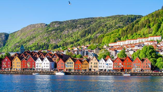شهرنشینی در نروژ
