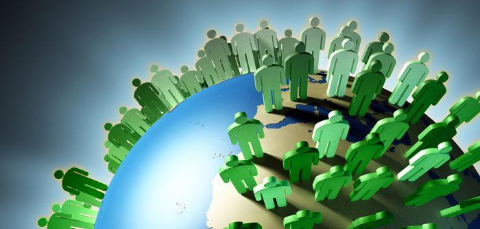 هماهنگی عظیم ناشی از مکانیزم بازار و داد و ستد داوطلبانه در علم اقتصاد