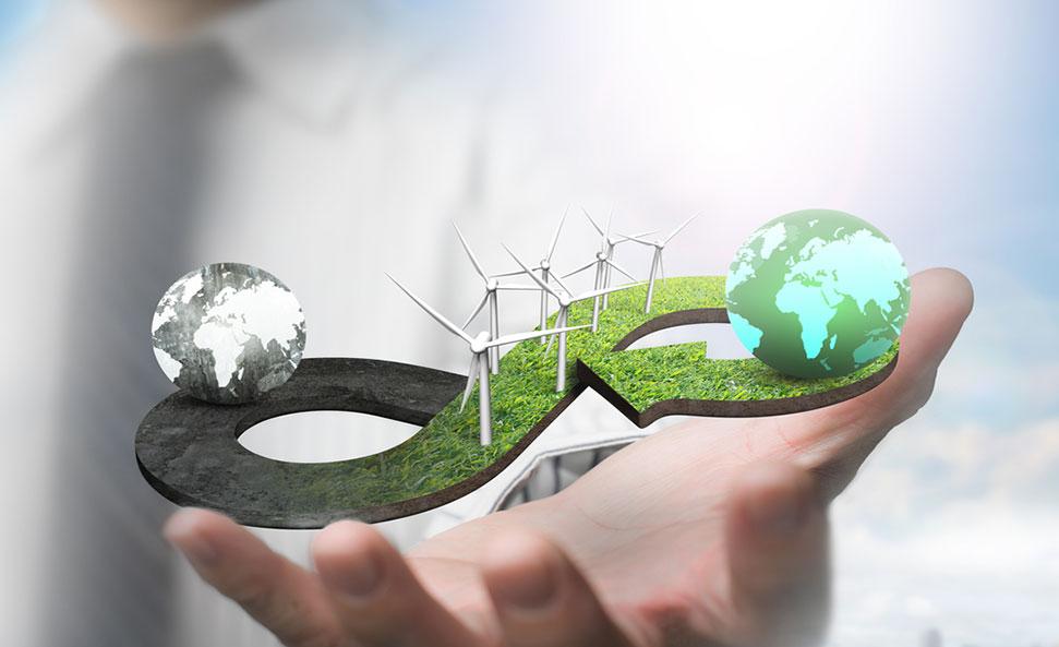 از میان رفتن سوختهای فسیلی و جایگزینی منابع انرژی تجدیدپذیر