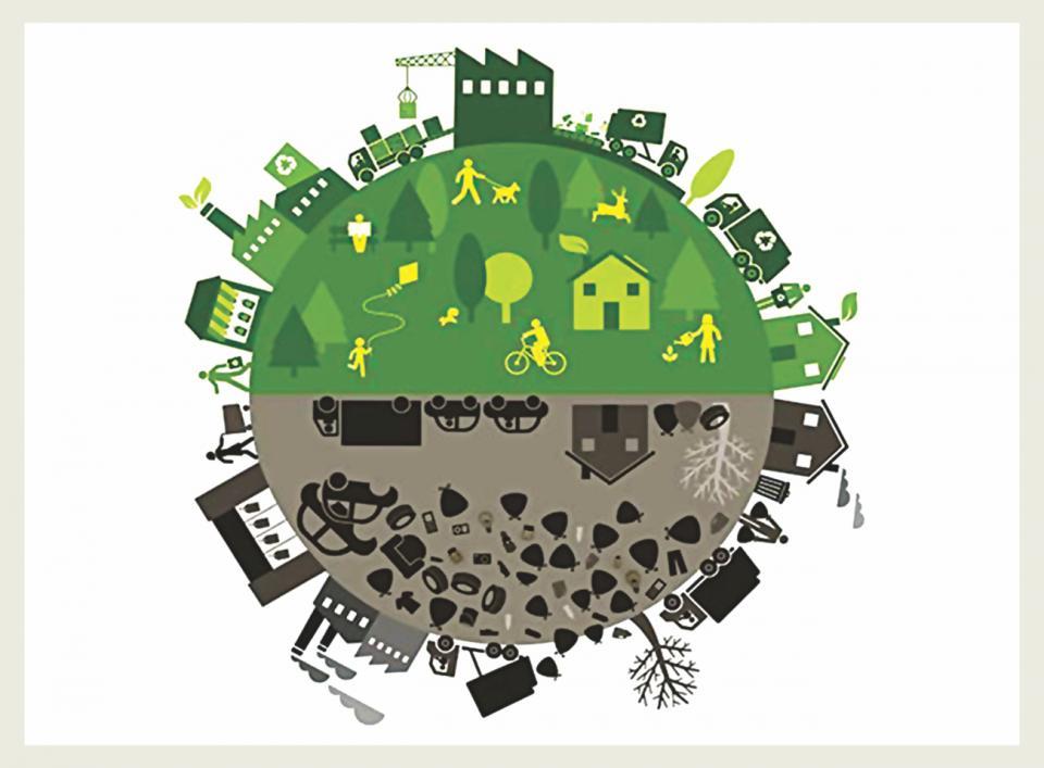 توسعه پایدار و رشد سبز