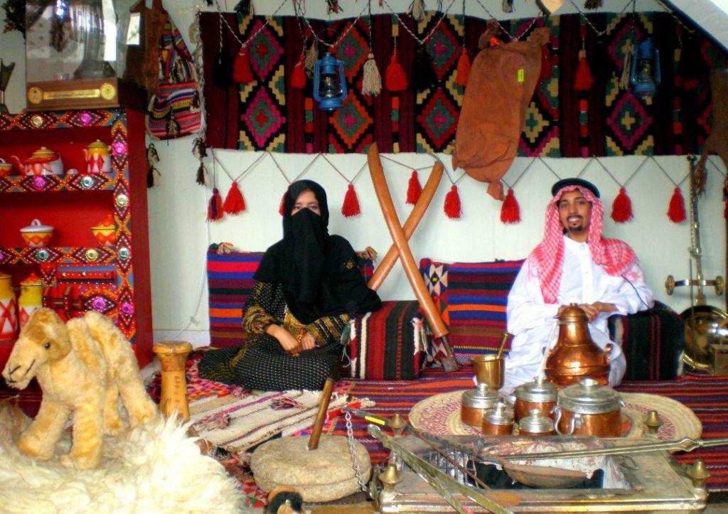 اختلافات قومی، قبیلهای و مذهبی در عربستان