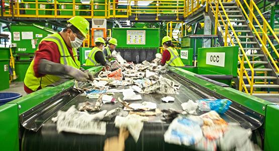 اقتصاد چرخشی و بازیافت ضایعات