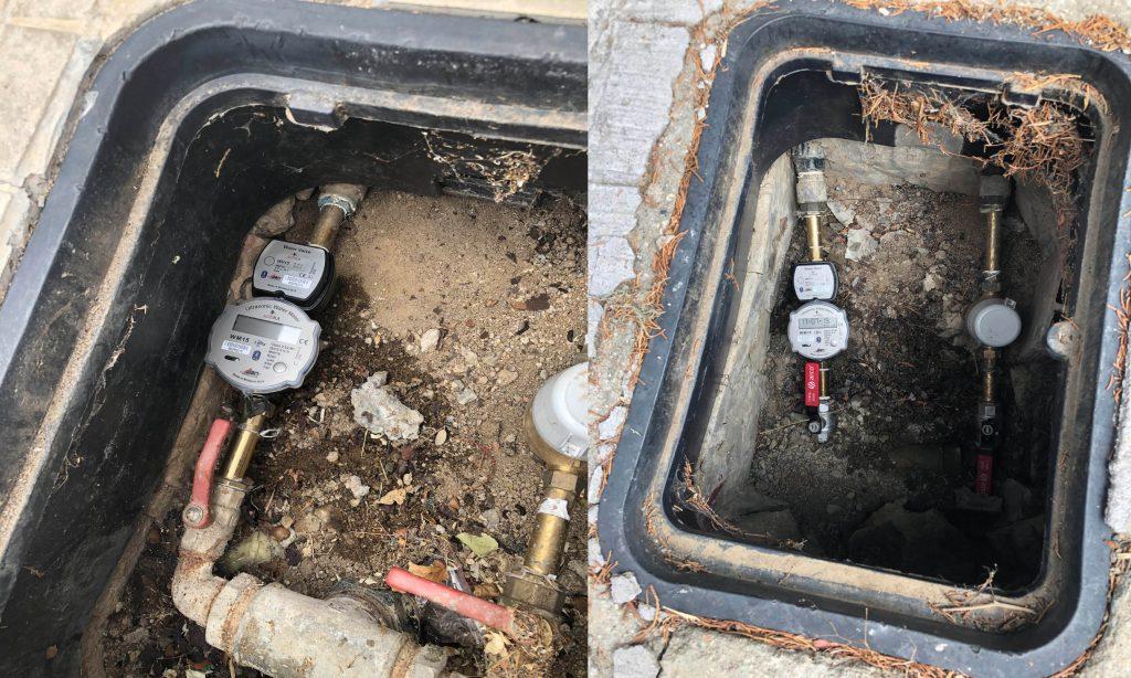 استفاده از کنتور آب در اسپانیا