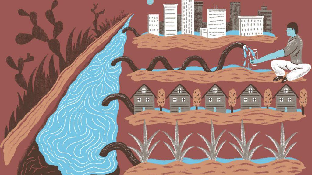 ۲ دلیل نقض اصل بازپرداخت هزینههای تامین و توزیع آب در اسپانیا