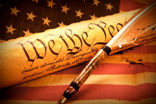 قانون اساسی آمریکا
