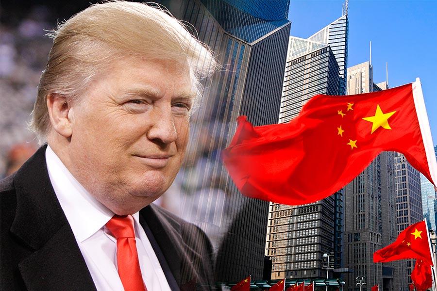ترامپ و دشمنی با چین