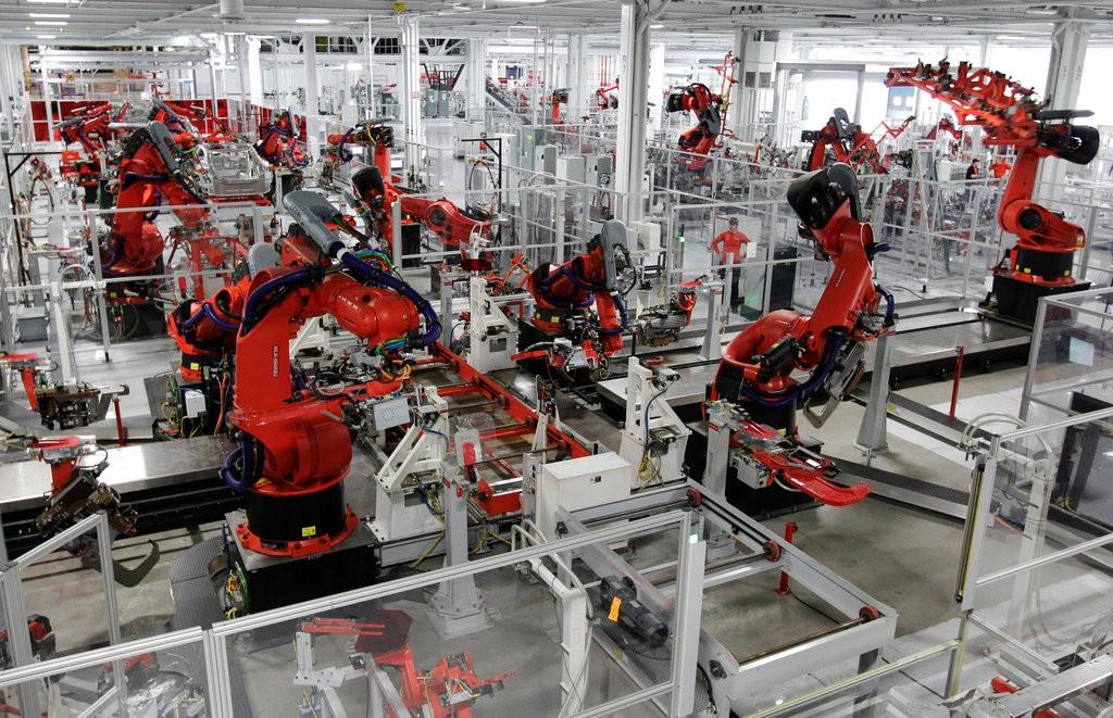 ربات در آمریکا