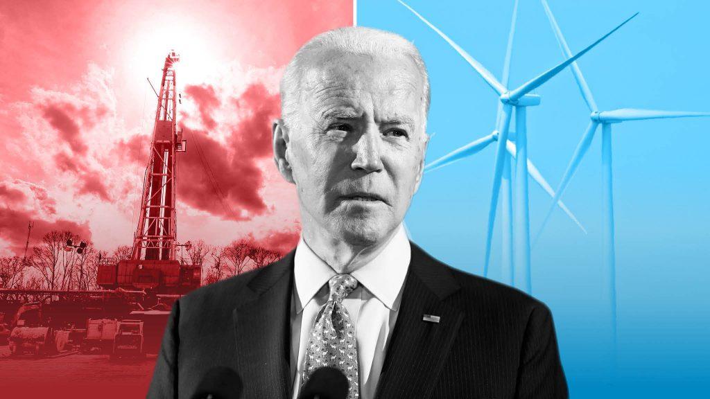 سیاست بایدن در استفاده از منابع تجدیدپذیر