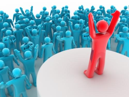 قدرت افراد در اجتماع