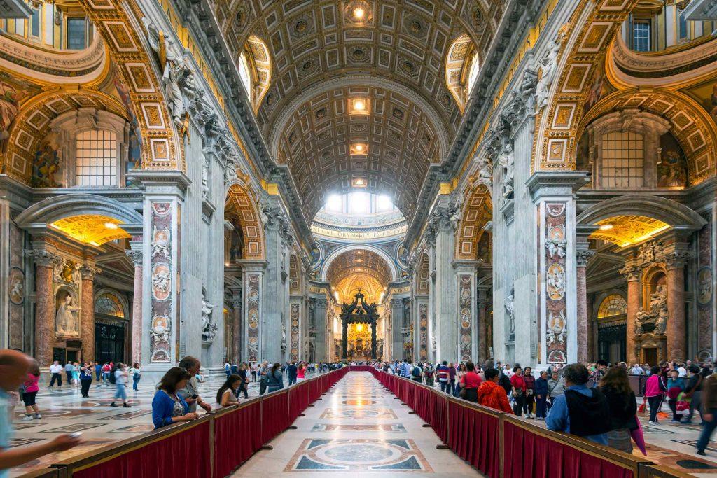 کلیسا و امور اقتصادی