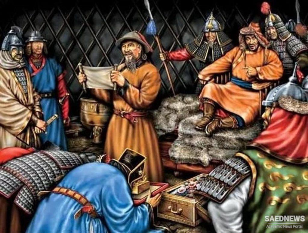 تاثیر مغول ها بر نحوه حکومت در ایران