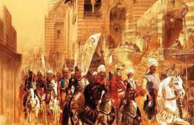 حضور شاه عباس در بازار