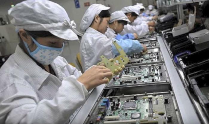 ورود تکنولوژی به چین