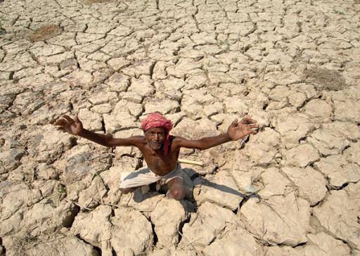 خشکسالی در هند
