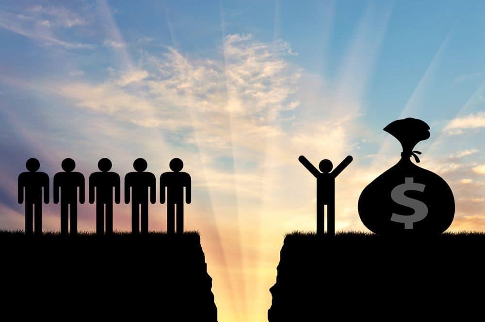 تفاوت ثروت ملل