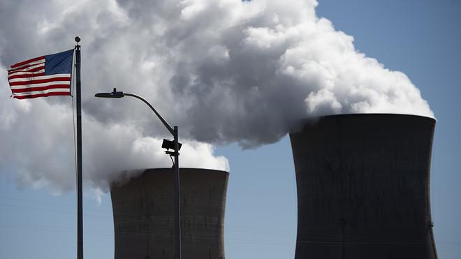 آمریکا و انرژی هسته ای
