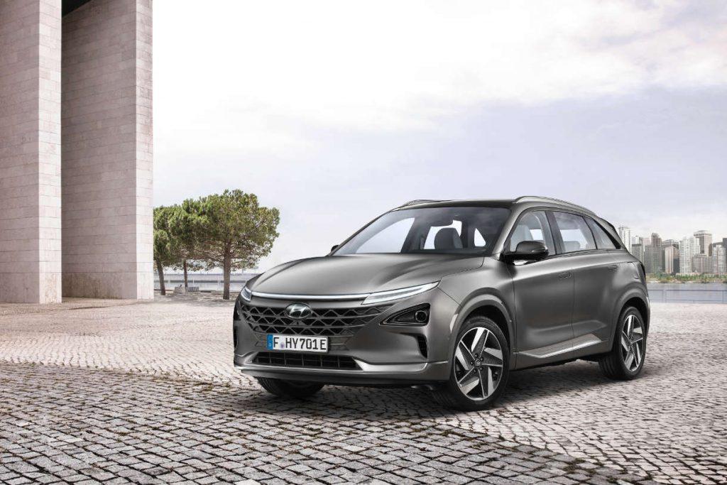 خودروهای هیدروژنی شرکت هیوندای