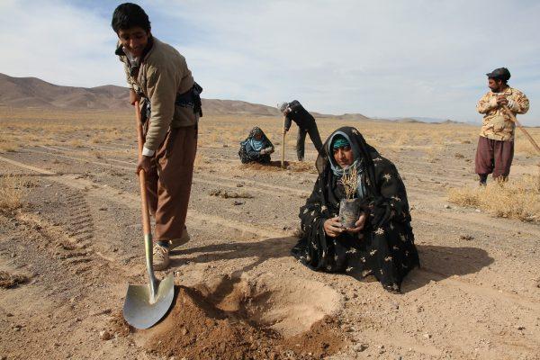 بحران آب در ایران