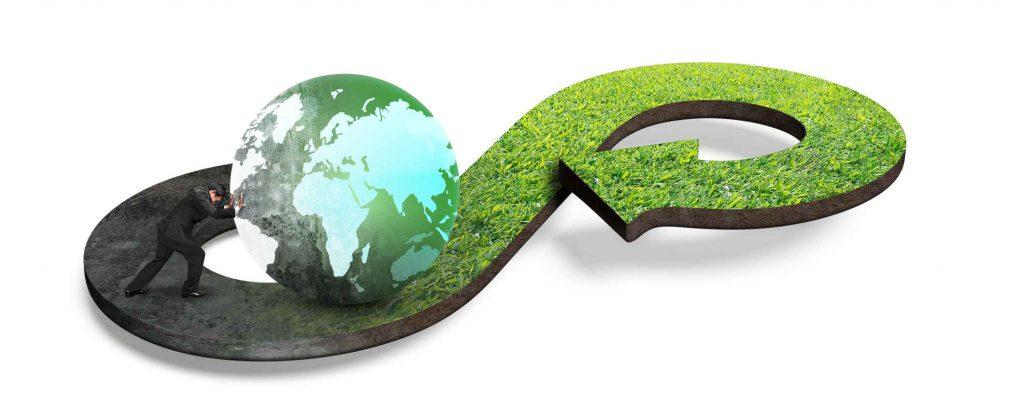 بینهایت مدل مختلف اقتصاد چرخشی وجود دارد.