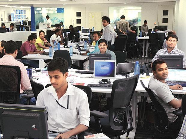 صنعت نرم افزار در هند