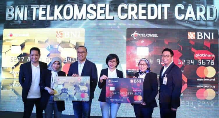کارت اعتباری در اندونزی