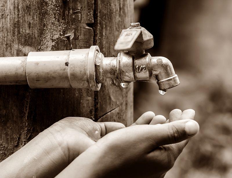 کمبود آب در جهان