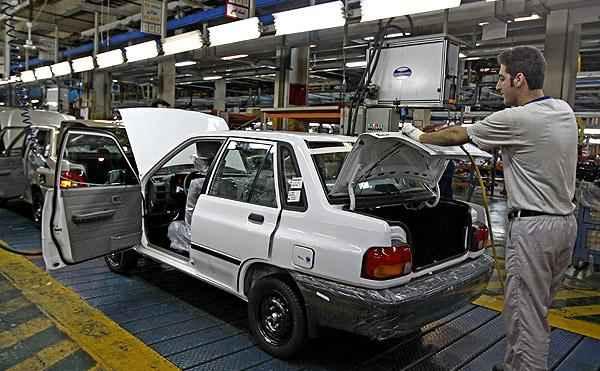 حمایت از صنعت خودرو