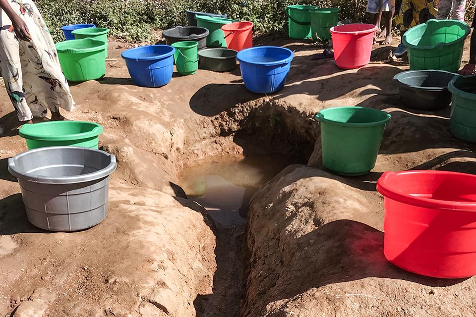 نقش آب در بهداشت جهانی
