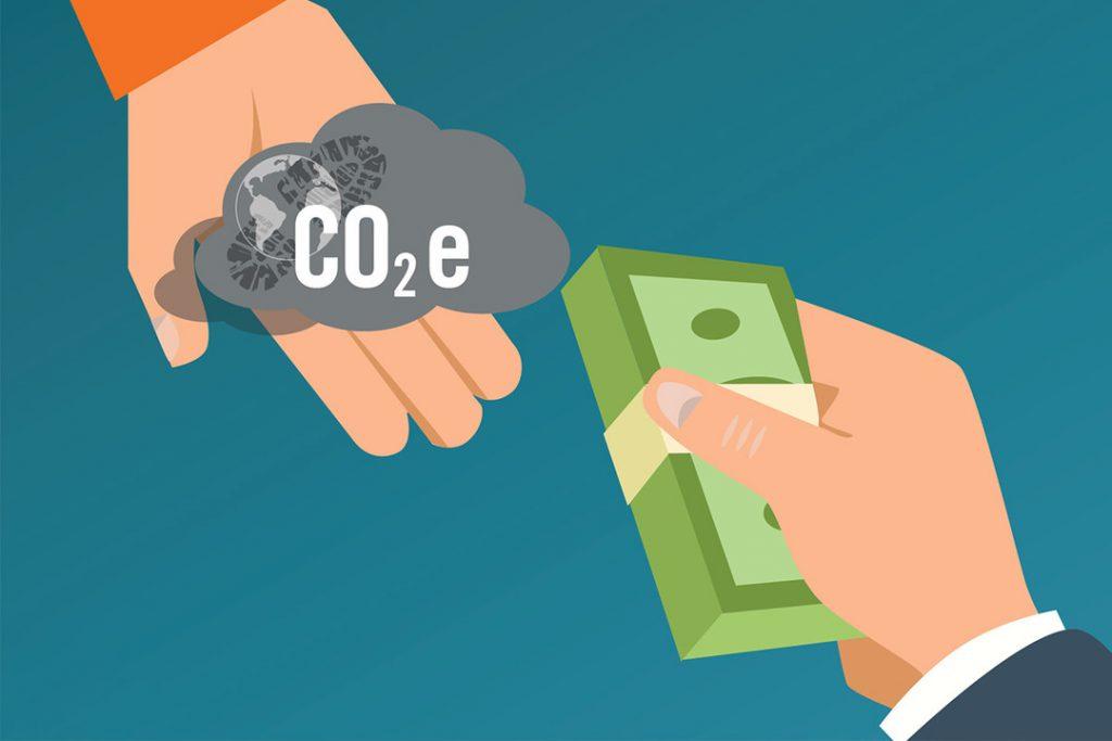 قیمت گذاری کربن