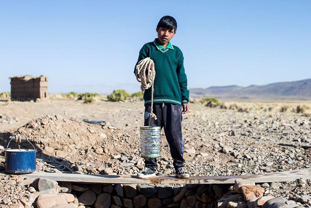 وضعیت آب در بولیوی