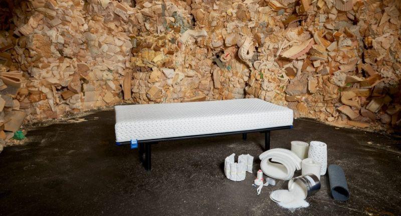تشک قابل بازیافت در شرکت DSM-Niaga