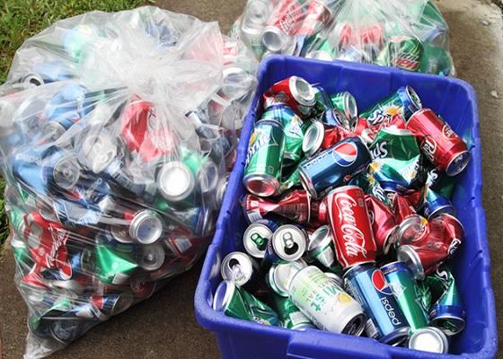 بازیافت آلومینیم